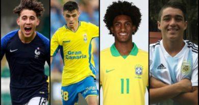 Seis jóvenes promesas del Mundial Sub-17