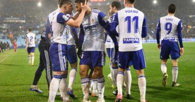 Real Zaragoza vs CD Numancia