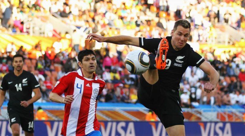 Paraguay 0-0 Nueva Zelanda