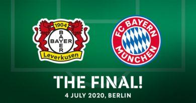 DFB-Pokal: Bayern y Leverkusen a la final de Berlín