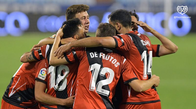 Zaragoza 2-4 Rayo