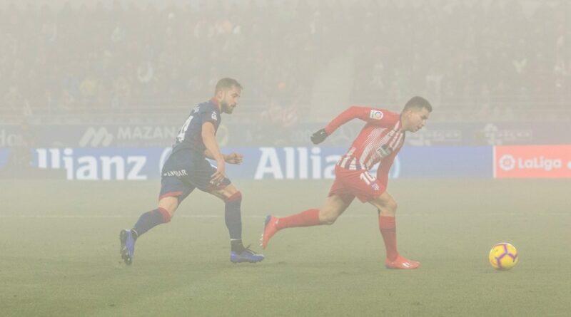 Huesca vs Atlético