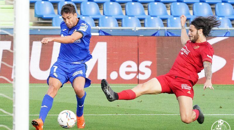 Getafe 1-0 Osasuna