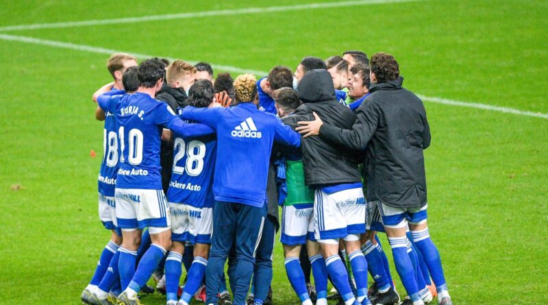 Oviedo y Espanyol destacan en la jornada 5 de LaLiga SmartBank