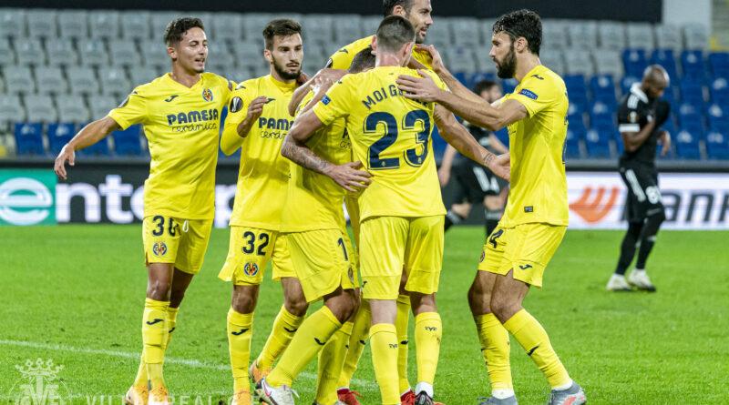 Qarabag 1-3 Villarreal CF