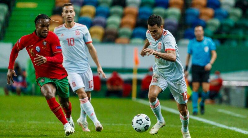 España 0-0 Portugal