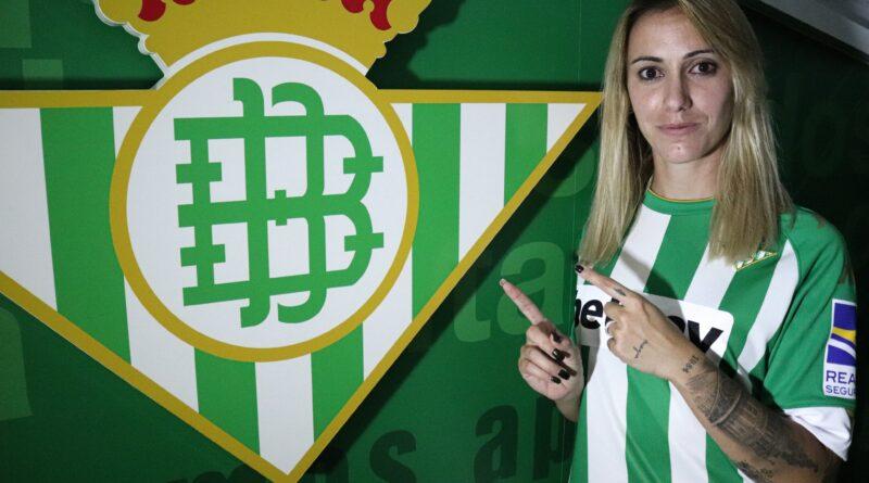 Ángela Sosa ficha por el Betis