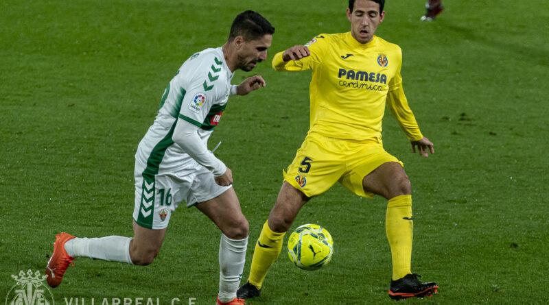 Villarreal CF 0-0 Elche CF