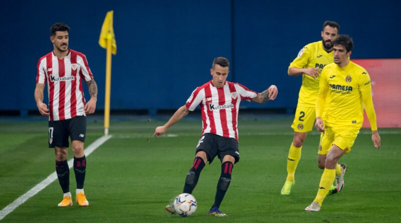 Athletic 1-1 Villarreal