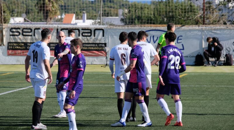 Peña Deportiva 1-4 Real Valladolid