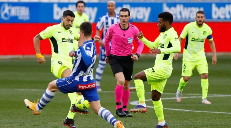 Alavés 1-2 Atlético