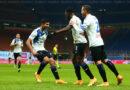Una Atalanta efectiva golea al líder Milan