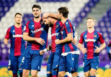 El Levante remonta en Valladolid y se lleva el pase a cuartos