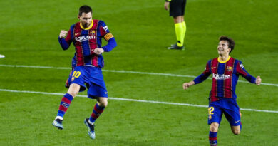 ¿Remontada del FC Barcelona?