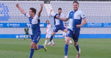 CE Sabadell 2-0 Rayo Vallecano