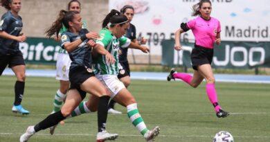 Tablas por la permanencia en el Felipe del Valle entre Real Betis Féminas y Rayo Vallecano